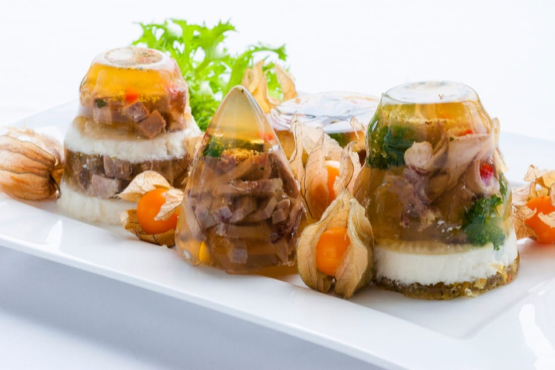 What is Aspic Jelly?