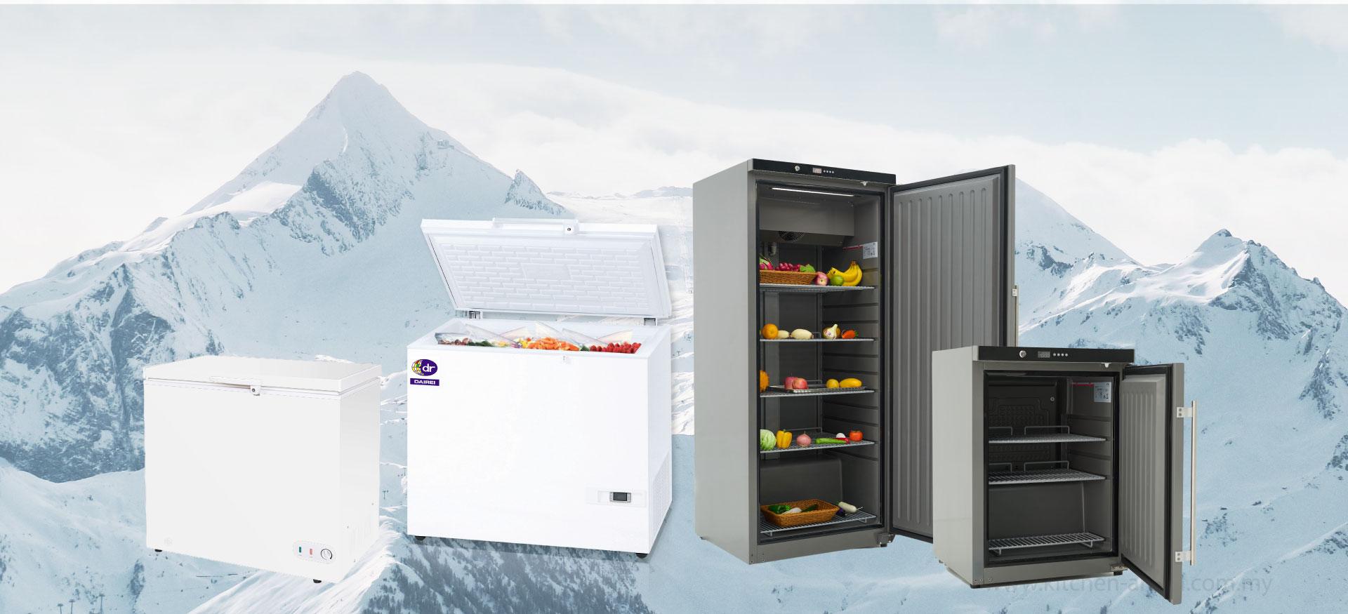 Chest Freezer VS Upright Freezer