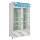 FRESH 2-Door Refrigerator Display - Chiller FDC-P800WE-HA FDC-P1000WE-HA
