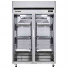 MODELUX European Type Upright Display Freezer (2 Door) MDFT-1471G