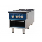 MODELUX GAS RANGE STOCK POT - DOUBLE MDX-SP-2