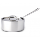 CC Stainless Steel Sauce Pan With Cover TTH-STH1610T