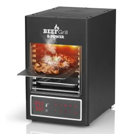 BEEM GOURMETMAXX BEEF ELECTRO GRILL - VERTICAL SHAPE 08681