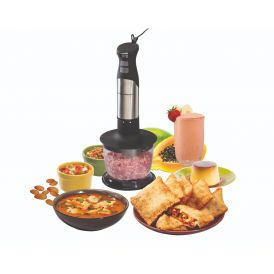 HAMILTON BEACH (household) 5 in 1  Stainless Steel Hand Blender with Variable Speed 59769-SAU