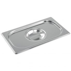 Stainless Steel 1/4 GN Pan