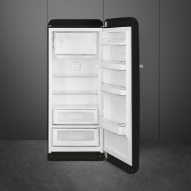 SMEG Classic Fridge - 50's style Refrigerator with Ice Compartment FAB28