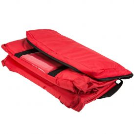 RUBBERMAID ProServe® Sandwich Delivery Bag FG9F4000RED