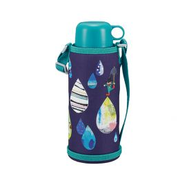 TIGER 840ml Thermal Stainless Steel Bottle MBR-H08G (RAINDROP)