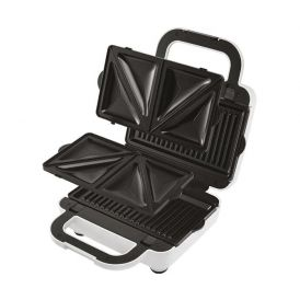 KENWOOD Multi Snacker, 2 Slice, Interchangeable Griller, Toasting, Griddle Plates SMP84.C0WH