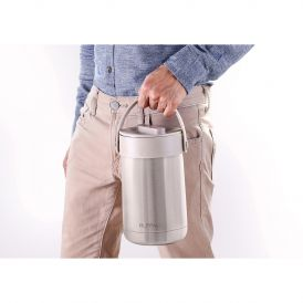 BUFFALO Stainless Steel 304 Thermo Food Jar 1500ml SP110
