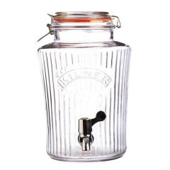 KILNER Vintage Drinks Dispenser (5L/8L)