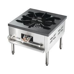 MSM Single Burner Stock Pot BTU 60,000 SP-100