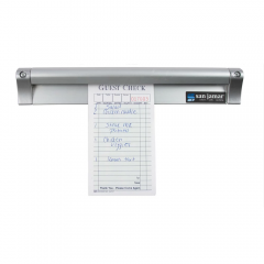 "SAN JAMAR Check Management -Slide Check Rack 48"" CK6548A"