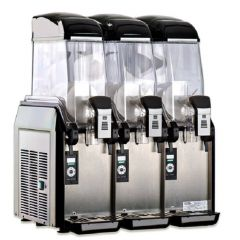 ELMECO FIRST CLASS Granita / Frozen Drink Slush Machine 12L x 3 Tank FC3