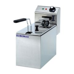 EUROMAX Fryer Single 8L 10360