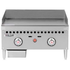 VULCAN VCRG Thermostatic Gas Griddle VCRG24-T