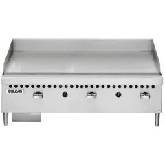 VULCAN VCRG Manual Restaurant Gas Griddle VCRG36-M