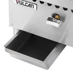 VULCAN VCRG Manual Restaurant Gas Griddle VCRG24-M