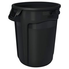 RUBBERMAID Vented Brute® Container 32Gallon