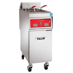 VULCANSolid State Analog Knob Control Fryer 1ER50A