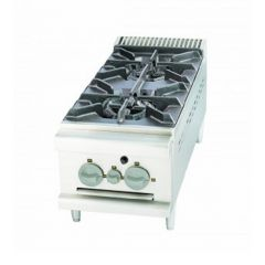 MSM 2 Open Burner Counter Top Range (Stand) MSM-2-OBS