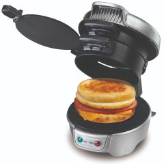 HAMILTON (household) Breakfast Sandwich Maker 25475-SAU