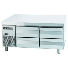 MODELUX Chef Base Freezer 1500 MBFT-4W7-1500