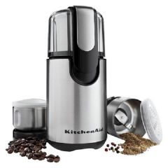 Kitchen Aid Coffee and Spice Grinder 5KCG111BOB