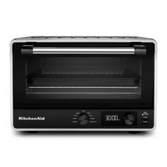 KITCHENAID ATOM Countertop Oven (Matte Black) 5KCO211BBM