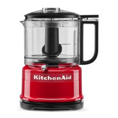 KITCHENAID Mini Food Chopper 3.5 Cup Limited Edition Queens Of Heart (Passion Red) 5KFC3516HBSD