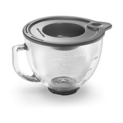 KITCHENAID (Accessory) 4.8L Glass Bowl with Handle K5GB