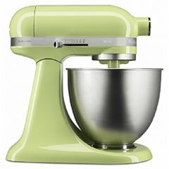 KITCHENAID Artisan Mini Series 3.3L Tilt-Head Stand Mixer 5KSM3311XBHW (Honeydew)