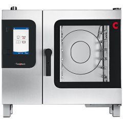 CONVOTHERM Electric Boiler Combi Oven 6 Tray 1/1 GN, Easy Touch C4ET6.10EBDD