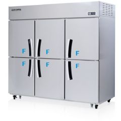 MODELUX Upright Freezer (6 Door) MDS-1660F1