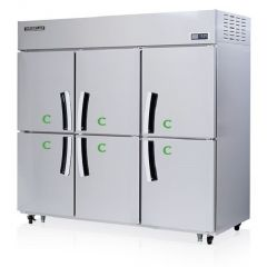 MODELUX Upright Chiller (6 Door) MDS-1660R1
