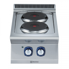 ELECTROLUX Modular 700XP - 2 Hot Plates Electric Boiling Top Range 371014
