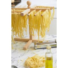 KITCHEN CRAFT Imperia Pasta Drying Stand 33x30cm Wooden