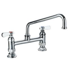 PRE-RINSE Top Rinse Double Pantry Faucet 9813-12