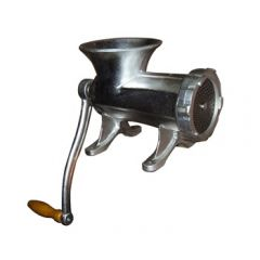 Golden Bull Handle Type MeatMincer (Y2 1.5HP) #32 Stainless Steel