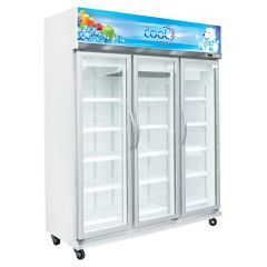 The Cool Upright Cooler ALEX 3P Jumbo
