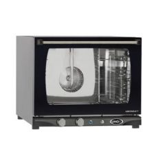 PROMOTION! UNOX LINEMISS ARIANNA 460x330 4 Trays Manual Electric Convection Oven XFT133 (Set 1)