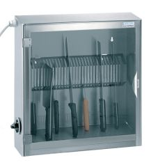 TOURNUS Knife Sterilising Cabinet with Key 816421