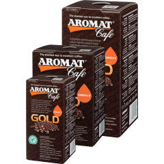 AROMAT Liquid Coffee Extract Concentrate - Gold Direct (70% Arabica 30% Robusta)