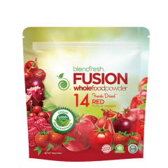 BLENDFRESH 14 Red Fruits & Vegetable Whole Food Powder BF-RDF14