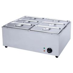 FRESH Electric Bain Marie BS-6V