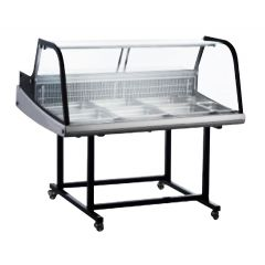 CN Floor Standing Bain Marie Cold Display RBMD915