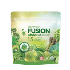 BLENDFRESH 15 Green Fruits & Vegetable Whole Food Powder BF-GRF15