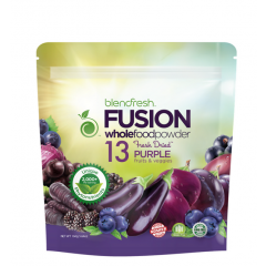 BLENDFRESH 13 Purple Fruits & Vegetable Whole Food Powder BF-PPF13