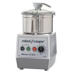 ROBOT COUPE 5.5L Blender-Mixer/ Emulsifier with Variable Speed BLIXER 5 V.V.