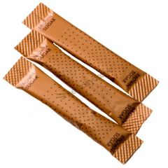 Brown Sugar Tube (2000 pcs (5g each) per ctn)